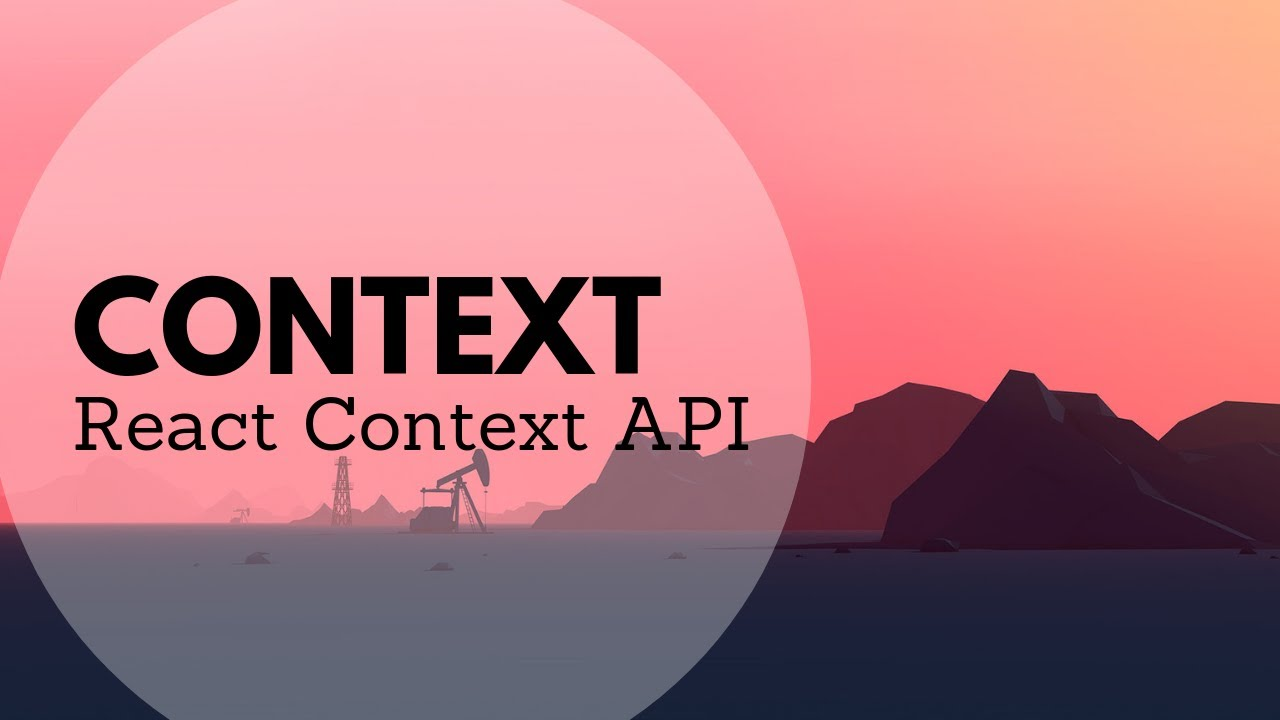 Introducing the React Context API | Leigh Halliday
