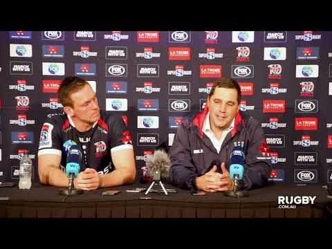 2020 Super Rugby Round Three: Rebels press conference