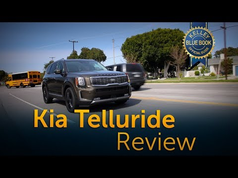 2020 Kia Telluride - Review & Road Test