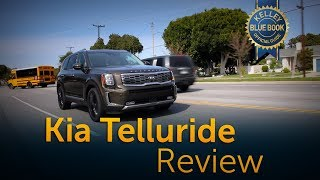 2020 Kia Telluride - Review & Road Test