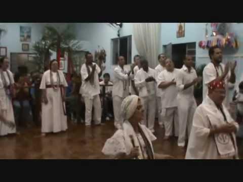 Festa Ogum - Parte 1 - Umbanda - C.E.U