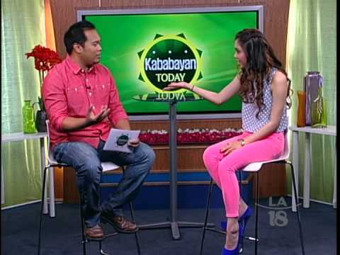 Catching Up with ActressSinger Ashley Argota