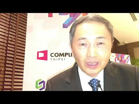 TAITRA Innovations: James Kuo, Deputy Executive Director, Exhibition Department, TAITRA