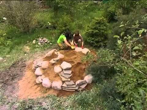 видео: Студия ландшафтного дизайна ДриадаС на 5 канале