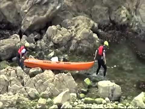 Jurrasic Coast:  erosion in action