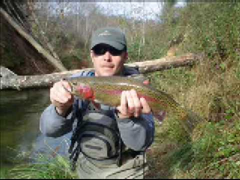 Cumberland River Trout Fly Fishing Kentucky Youtube