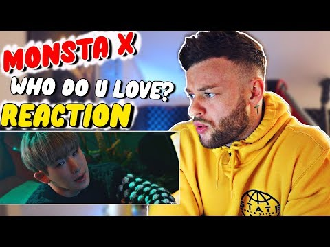 THIS IS LIT  |  Monsta X - Who Do U Love Feat. French Montana | REACTION