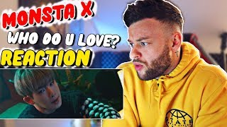 Download Video THIS IS LIT  |  Monsta X - Who Do U Love feat. French Montana | REACTION MP3 3GP MP4