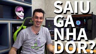 SETUP do SORTEIO de R$ 8.000,00!! Jogando Fortnite no PC do Sorteio!