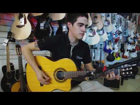 Guitarras Takamine  GC-1, GC-3, GC-5
