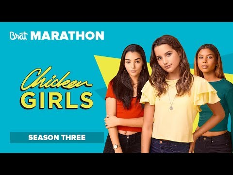CHICKEN GIRLS | Season 3 | Marathon