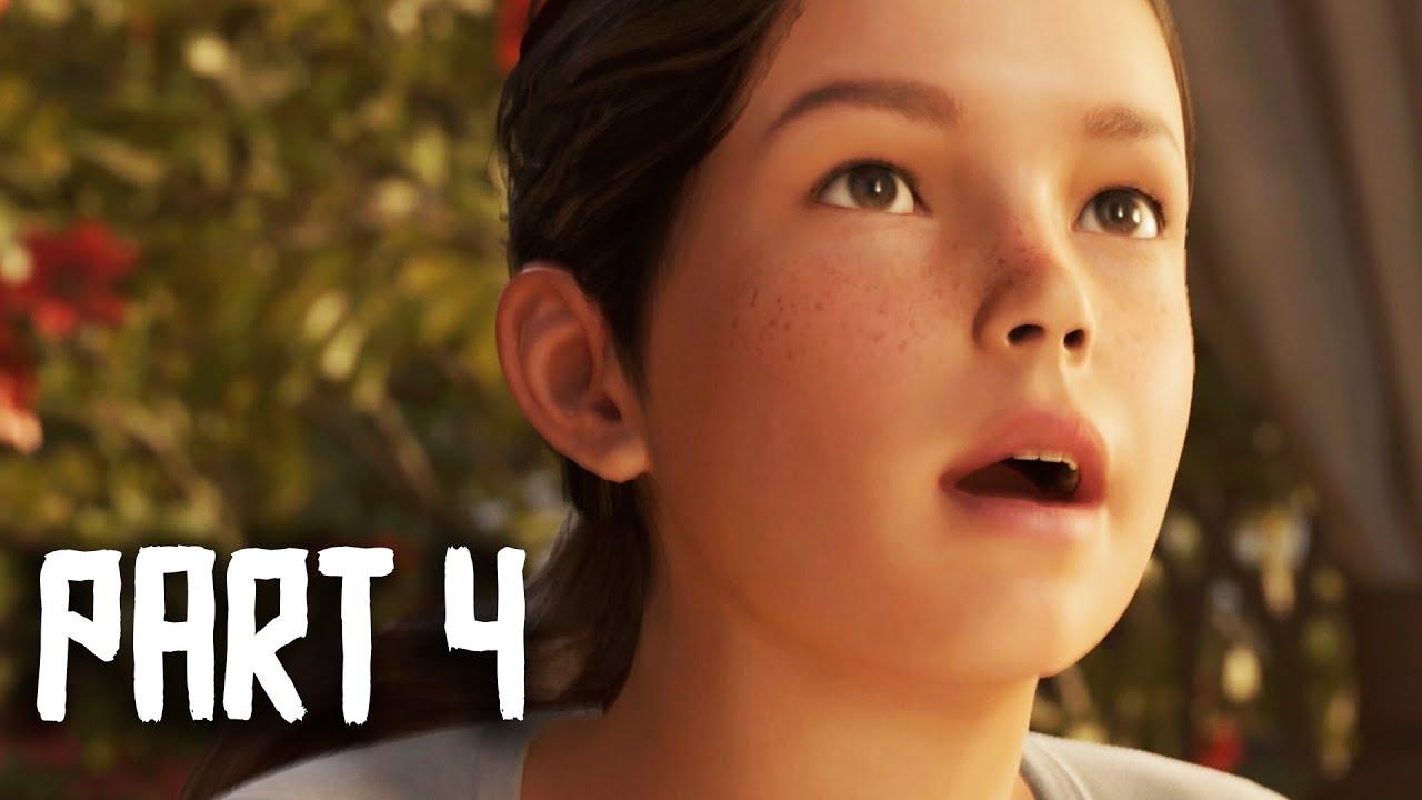 Shadow Of The Tomb Raider Gameplay Walkthrough Part 4 Young Lara