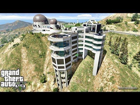 GTA 5 REAL LIFE MOD #472 NEW MANSION!!! (GTA 5 REAL LIFE MODS)