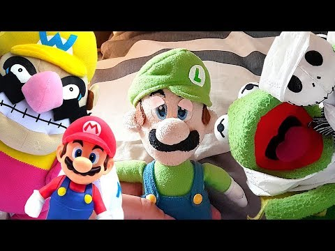 CMB SHORT! - Peace and Quiet - Cute Mario Bros.