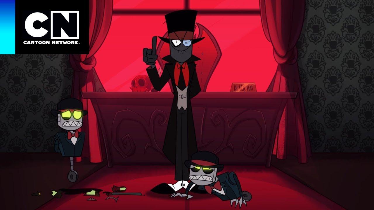 Black Hat Y Compañía Buscan Dominar Al Mundo En Cartoon Network Cnn