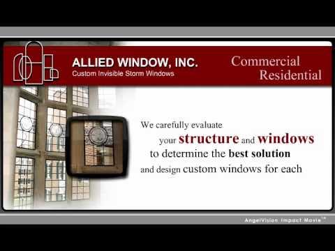Allied Window, Inc. Custom Storm Windows