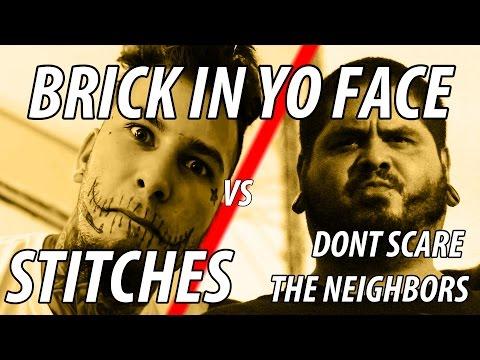 Brick In Yo Face (METAL REMIX) Stitches