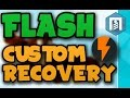 How to Install Custom Recovery on any android | TWRP, CWM & Philz Recovery