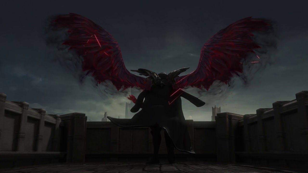 ArtStation - Swain | Champion Teaser - League of Legends, Efflam ...