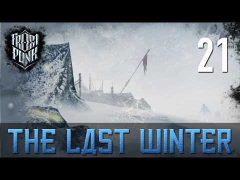 [21] The Last Winter (Let's Play Frostpunk w/ GaLm)