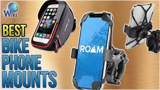 10 Best Bike Phone Mounts 2018