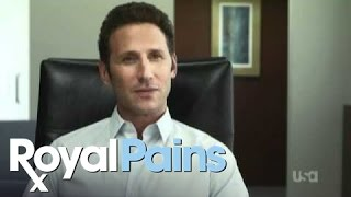 Royal Pains - Fairly Legal: Hank and Kate: Back-to-Back