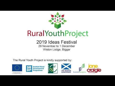2019 Ideas Festival Wiston Lodge Preview