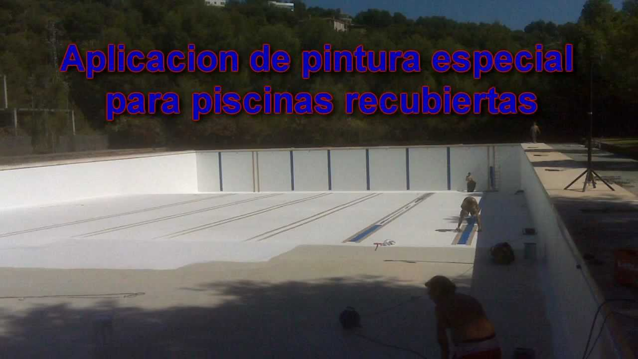 Barpool piscinas fibra recubrimiento piscinas youtube for Piscinas barpool