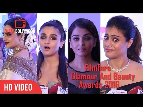 UNCUT -  Absolut Elyx Filmfare Glamour & Style Awards 2016 |