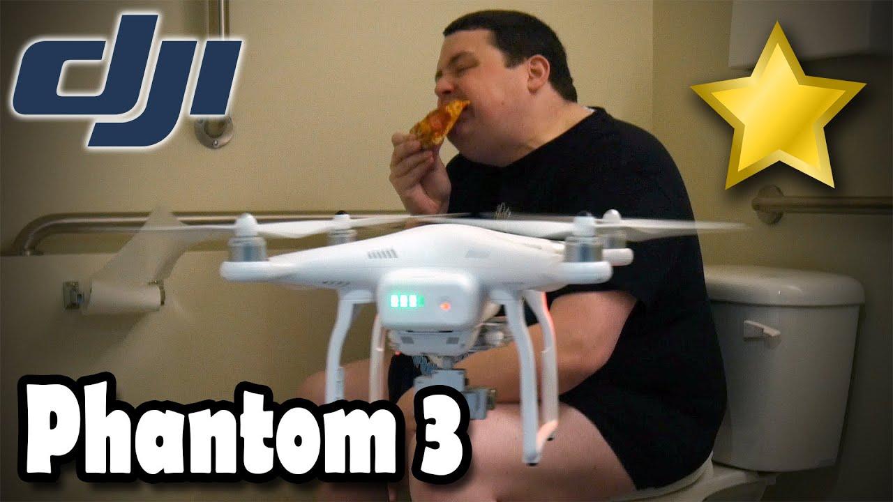 fb0f6a86d05 DJI Phantom 3 Unboxing, First Looks, Flight Test & Comparison - YouTube