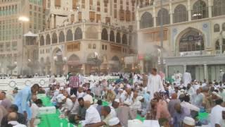 Roza Iftar In Haram Sharif Makkah Saudi Arabia(3)