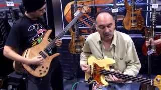 bobby vega and cody wright bass jam