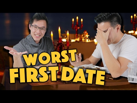 FIRST DATE DISASTER - Lunch Break!