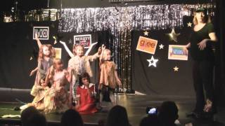 Itty Bitty Theatre performs Annie at Center Stage in AV