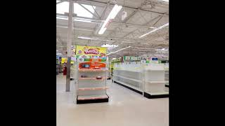 """Hey There Delilah"" but it's played in an empty Toys R Us at 2:37 pm with moderate traffic outside"