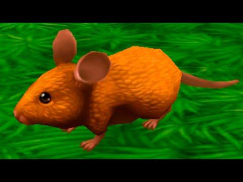 СИМУЛЯТОР МЫШИ с Кидом #1 Начало. Дом, лес и остров. Mouse Simulator Wild Life Sim на пурумчата