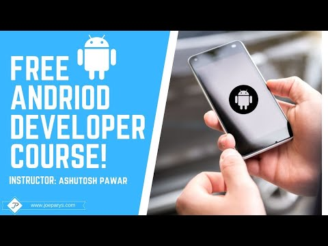 The Complete Android Developer Course: Build Your Own Android Applications From Beginner To Advanced
