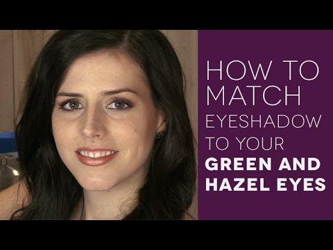 Eye Makeup Tutorial For Green And Hazel Eyes Youtube