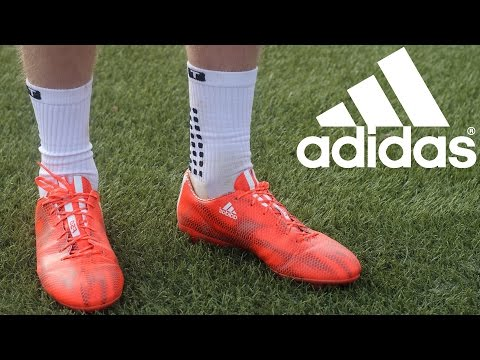 Adidas F50 Adizero - TEST/ REVIEW #ThereWillBeHaters