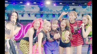 Happiness & スダンナユズユリー LIVE IN a nation  味スタ  / E-girls /  20170827