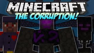 Minecraft | THE CORRUPTION! (NEW Dimension, Boss & Mobs!) | Mod Showcase [1.4.7]