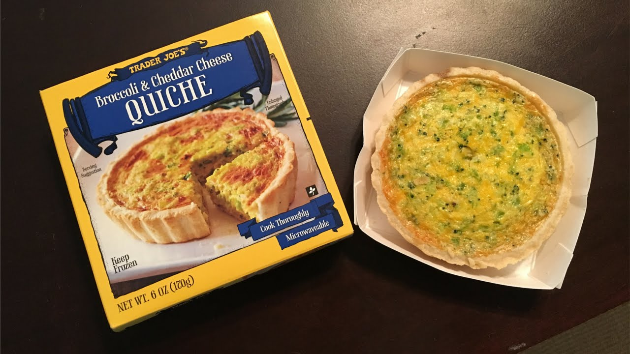 how to cook quiche from costco