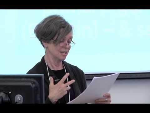 CRDM 2013 Emerging Genres Symposium Keynote: Janet Giltrow