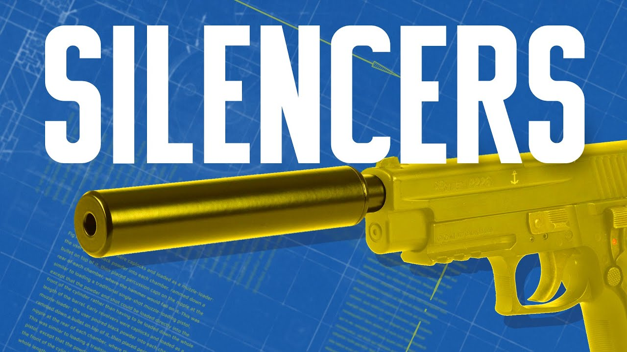 How Games Are Lying To Us About Silencers - Loadout