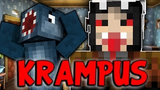 KRAMPUS KUNG FU MASTER! - Custom Minecraft Map! Video