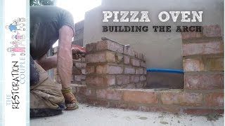Outdoor Kitchen and Pizza Oven 2.0 | Brick, Stone and Oak