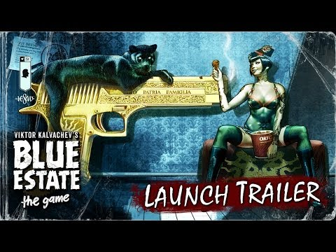 BLUE ESTATE: LAUNCH TRAILER