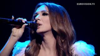 Sabina Babayeva - When The Music Dies - Live - Grand Final - 2012 Eurovision Song Contest(Powered by http://www.eurovision.tv/ Azerbaijan: Sabina Babayeva - When The Music Dies live at the Grand Final of the 2012 Eurovision Song Contest., 2012-05-26T21:22:42.000Z)