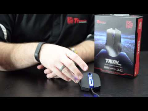 The Talon Gaming Mouse