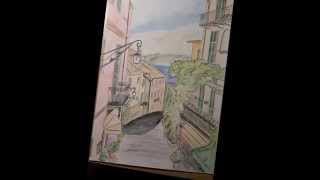 Drawing Bellagio